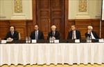 Tổng Bí thư Nguyễn Phú Trọng dự Hội nghị Hiệu trưởng các trường đại học Việt Nam - Hungary