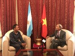 Chuyến thăm Việt Nam của Tổng thống Macri sẽ tạo 'cú hích' cho mối quan hệ song phương