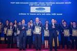 Công ty Bò sữa Việt Nam thuộc Vinamilk lọt top 500 doanh nghiệp tăng trưởng nhanh nhất