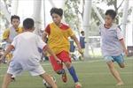 PVF tuyển sinh, tìm kiếm tài năng trẻ khoá 11
