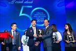 Vinamilk  lọt top 50  Bảng xếp hạng Asia300