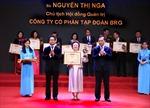 Madame Nguyễn Thị Nga, Chủ tịch Tập đoàn BRG là 'Doanh nhân Việt Nam tiêu biểu'