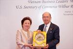 Tập đoàn BRG phối hợp tổ chức sự kiện kết nối giữa doanh nghiệp Việt Nam và phái đoàn thương mại Hoa Kỳ do Bộ trưởng Wilbur Ross dẫn đầu