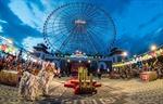 Công viên châu Á- điểm chơi đêm 'xịn nhất' miền Trung