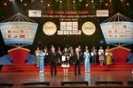 Tập đoàn BRG tiếp tục khẳng định vị thế Top 10 Nhãn hiệu nổi tiếng nhất Việt Nam