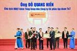 Doanh nhân Đỗ Quang Hiển được trao tặng Huân chương Lao động hạng Nhất