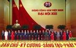 Đại biểu dự Đại hội XIII của Đảng: Chưa bao giờ nước ta có cơ đồ, uy tín như ngày nay