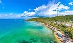 Nam Phú Quốc xinh đẹp những ngày vắng khách, cả biển trời xanh ngắt màu nhớ thương