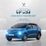 VinFast VF e34 sẽ hé lộ những thông tin mới gì trong sự kiện ra mắt vào sáng 15/10?