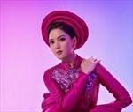 Đại diện Việt Nam tại Miss Earth 2021 quảng bá nét đẹp của áo dài