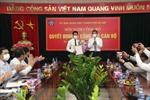 Trao quyết định bổ nhiệm Giám đốc Trung tâm Xúc tiến đầu tư, thương mại, du lịch Hà Nội