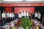 Chùm ảnh Trung tâm Xúc tiến đầu tư, thương mại, du lịch Hà Nội có tân giám đốc