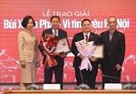 Giải thưởng 'Bùi Xuân Phái- Vì tình yêu Hà Nội' lần thứ 14 - 2021: Nhạc sĩ Hồng Đăng là chủ nhân xứng đáng củaGiải thưởng Lớn