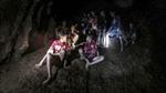 Đội bóng thiếu niên Thái Lan mắc kẹt trong hang có thể phải điều trị tâm lý