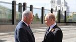 Lãnh đạo Nga - Israel hoãn cuộc gặp thượng đỉnh tại Moskva