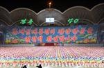 Mãn nhãn với màn đồng diễn hoành tráng chào đón Tổng thống Hàn Quốc