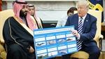 Mỹ tự bắn vào chân mình nếu ngưng thương vụ vũ khí với Saudi Arabia