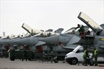 Vì sao 1/3 máy bay của Không quân Anh không thể cất cánh