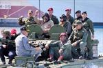 Tổng thống Venezuela thị sát các căn cứ  trước cuộc tập trận quan trọng nhất lịch sử