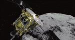 Cận cảnh tàu vũ trụ Nhật Bản bắn phá bề mặt tiểu hành tinh