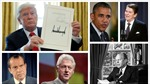 5 lần phủ quyết gây tranh cãi của các đời Tổng thống Mỹ trong lịch sử