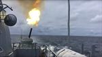 NATO tập trận trên Biển Đen, Nga tung đòn nhả đạn pháo như vũ bão