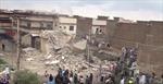 Quân đội Pakistan dùng 50kg thuốc nổ đánh sập ngôi nhà 3 tầng chôn vùi khủng bố