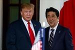 Trung Quốc theo dõi sát sao chuyến thăm Nhật Bản của Tổng thống Trump