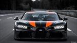Siêu xe Buggati Chiron lập kỷ lục tốc độ thế giới với gần 500 km/h