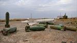 Mỹ phá hủy căn cứ cũ tại Syria khi rút quân
