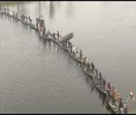 4 triệu người dân Ấn Độ dựng thành 'hàng rào sống' bảo vệ môi trường