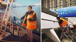 Người phụ nữ muốn kết hôn với máy bay Boeing sau 6 năm 'hẹn hò'
