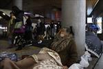 Nỗi lo của người vô gia cư Nhật Bản trước thềm Olympics 2020