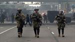 Binh sĩ Vệ binh Quốc gia dương tính với COVID-19 giữa làn sóng biểu tình