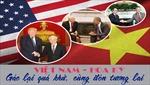 Việt Nam-Hoa Kỳ: Gác lại quá khứ, cùng đón tương lai