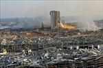 Thế giới tuần qua: Liban oằn mình vì vụ nổ kho hóa chất; giá vàng xô đổ mọi kỷ lục