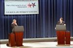 Những khoảnh khắc đáng nhớ trong lịch sử 60 năm các cuộc tranh luận tổng thống Mỹ