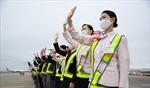 Hãng hàng không Nhật Bản bỏ lời chào thể hiện giới tính rõ rệt
