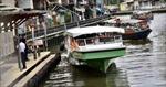 'Venice phương Đông' giải quyết tắc đường bằng kênh rạch