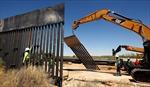 Chính quyền Mỹ khẩn trương hoàn thành bức tường biên giới Mexico