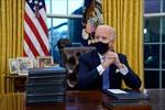 Tân Tổng thống Mỹ Joe Biden nói gì về bức thư người tiền nhiệm Trump gửi lại trong Phòng Bầu dục