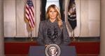 Đệ nhất Phu nhân Melania gửi thông điệp chia tay trước khi rời Nhà Trắng