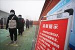 Trung Quốc tăng cường biện pháp phòng chống dịch dịp Tết Nguyên đán