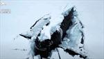 Ba tàu ngầm hạt nhân Nga lần đầu xuyên thủng băng dày 1,5m ở Bắc Cực