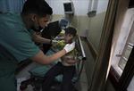 Khoảnh khắc kinh hoàng của các nạn nhân mắc kẹt trong xung đột Israel-Hamas