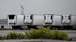 750 thi thể bệnh nhân COVID-19 vẫn trong xe đông lạnh ở New York