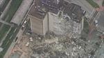 Nạn nhân nghe thấy tiếng răng rắc một ngày trước khi tòa 12 tầng đổ sập