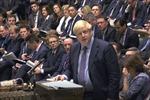 Nghị viện Anh thông qua điều khoản yêu cầu lùi Brexit tới 31/1/2020