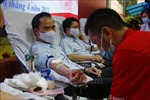 Ngày hội hiến máu 'Giọt hồng xứ Tuyên'