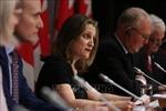 Canada sẵn sàng đẩy mạnh chi tiêu nếu dịch bệnh kéo dài đến mùa Thu